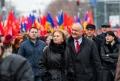 Igor Dodon a felicitat-o pe Zinaida Greceanii cu prilejul aniversarii zilei de nastere