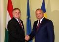 PRESEDINTELE R. MOLDOVA A AVUT O INTREVEDERE CU PRESEDINTELE ORGANIZATIEI INTERNATIONALE PENTRU FAMILIE