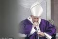 Papa si colaboratorii sai apropiati nu sunt infectati cu COVID-19