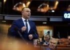 VLAD BATRINCEA: MOLDOVA A VOTAT PENTRU O NOUA EUROPA, O EUROPA UNITA, DE LA LISABONA PINA LA VLADIVOSTOK