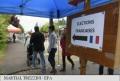 FRANTA/ALEGERI: EMMANUEL MACRON CONDUCE IN SONDAJELE EFECTUATE LA IESIREA DE LA URNE