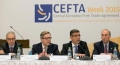 FORUMUL INTERNATIONAL CEFTA WEEK 2015 SI-A INCEPUT LUCRARILE LA CHISINAU