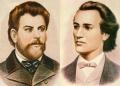 Cum au ajuns Eminescu si Caragiale de la prietenie profunda la ura pura
