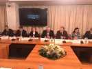 ZINAIDA GRECEANII A AVUT O INTREVEDERE CU LIDERII DIASPOREI MOLDOVENESTI DIN RUSIA