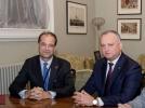 PRESEDINTELE REPUBLICII MOLDOVA A AVUT O INTREVEDERE CU MINISTRUL DE STAT PENTRU POLITICA COMERCIALA A MARII BRITANII