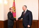 NOUL COORDONATOR REZIDENT AL ONU IN MOLDOVA A FOST PRIMIT DE IGOR DODON