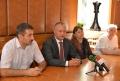 Igor Dodon  s-a intilnit cu reprezentantii lotului olimpic de sah al RM