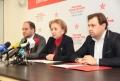 ZINAIDA GRECEANII: SOCIALISTII SINT PREGATITI SA PARTICIPE ACTIV LA CAMPANIA ELECTORALA