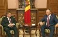 PRESEDINTELE TARII A AVUT O INTREVEDERE CU AMBASADORUL UNGARIEI IN MOLDOVA