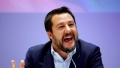 Matteo Salvini, alte initiative dure