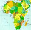 CONTINENTUL AFRICAN VA FI COMPLET RUPT ÎN DOUĂ