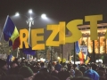 Explozie de proteste in Romania