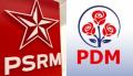 PSRM si PDM au semnat Acordul de constituire a Platformei parlamentare majoritare