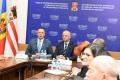 """PRESEDINTELE REPUBLICII MOLDOVA A VIZITAT UNIVERSITATEA DE STAT DE MEDICINA SI FARMACIE """"NICOLAE TESTEMITANU"""""""