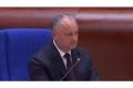 IGOR DODON: STATUTUL DE NEUTRALITATE AL R. MOLDOVA VA CONTRIBUI LA CONSOLIDAREA SECURITATII IN REGIUNE
