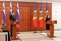 DECLARATIILE DE PRESA ALE DOAMNEI MAIA SANDU, PRESEDINTELE REPUBLICII MOLDOVA, DUPA INTREVEDEREA CU DOMNUL BORUT PAHOR, PRESEDINTELE REPUBLICII SLOVENIA