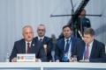 ALOCUTIUNEA PRESEDINTELUI R. MOLDOVA, IGOR DODON, IN SEDINTA LARGITA A CONSILIULUI SUPREM AL UNIUNII ECONOMICE EURASIATICE