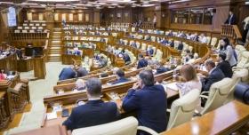 Cu 62 de voturi ale deputatilor, Parlamentul a acordat vot de incredere noului Guvern care va fi prezidat de Ion Chicu