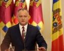 PRESEDINTELE REPUBLICII MOLDOVA INTREPRINDE O VIZITA DE LUCRU LA MOSCOVA SI DUSANBE