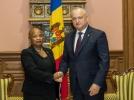 SEFUL STATULUI A AVUT O INTREVEDERE CU AMBASADORUL REPUBLICII CUBA IN UNIUNEA EUROPEANA