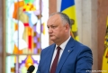 IGOR DODON: NICIUN FEL DE FEDERALIZARE NU VA FI IN REPUBLICA MOLDOVA