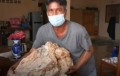 Pescarul thailandez care a scapat de saracie dupa ce a facut o descoperire de un milion de lire sterline