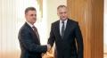 PRESEDINTELE R. MOLDOVA, IGOR DODON, VA AVEA O INTREVEDERE CU LIDERUL REGIUNII TRANSNISTRENE, VADIM KRASNOSELSKI