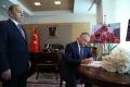 PRESEDINTELE IGOR DODON A VIZITAT AMBASADA REPUBLICII TURCIA