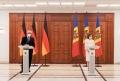 DECLARATIA DE PRESA A PRESEDINTELUI MAIA SANDU DUPA INTREVEDEREA CU FRANK-WALTER STEINMEIER, PRESEDINTELE GERMANIEI