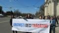 PRIMARIILE SATELOR MOLDOVENESTI CARE VOTEAZA UNIREA LOR CU ROMANIA