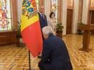 VASILE SOVA A DEPUS JURAMINTUL IN CALITATE DE VICEPRIM-MINISTRU PENTRU REINTEGRARE