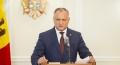 DISCURSUL PRESEDINTELUI REPUBLICII MOLDOVA, DOMNUL IGOR DODON, LA RECEPTIA DIPLOMATICA CU OCAZIA SARBATORILOR DE IARNA