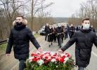 SOCIALIȘTII I-AU COMEMORAT PE CEI CAZUTI IN CONFLICTUL ARMAT PENTRU APARAREA INDEPENDENTEI SI INTEGRITATII TERITORIALE A R. MOLDOVA