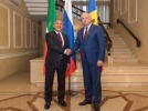 PRESEDINTELE REPUBLICII MOLDOVA A AVUT O INTREVEDERE CU PRESEDINTELE REPUBLICII TATARSTAN