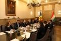 ZINAIDA GRECEANII S-A INTILNIT CU LEVENTE MAGYAR, SECRETARUL DE STAT AL DIPLOMATIEI UNGARE