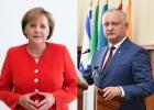 MESAJ DE FELICITARE ADRESAT CANCELARULUI FEDERAL AL REPUBLICII FEDERALE GERMANIA, ANGELA MERKEL