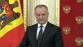 IGOR DODON A SOLICITAT ACORDAREA R. MOLDOVA A STATUTULUI DE STAT-OBSERVATOR IN CADRUL UNIUNII ECONOMICE EUROASIATICE