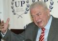 GENERALUL IOAN TALPES: UNIREA CU MOLDOVA S-AR FI PUTUT FACE, IN 1990, DACA CEDAM UNGARIEI O PARTE DIN TRANSILVANIA