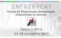 """EXPOZITIA INTERNATIONALA """"INFOINVENT"""" A INTRUNIT PESTE 100 DE PARTICIPANTI"""