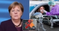 Merkel, in autoizolare dupa ce a intrat in contact cu un medic testat pozitiv