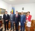 R. MOLDOVA ŞI ROMÂNIA VOR IMPULSIONA COLABORAREA ÎN DOMENIUL DIASPOREI