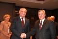 PRESEDINTELE REPUBLICII MOLDOVA A AVUT O INTREVEDERE CU PRESEDINTELE REPUBLICII MACEDONIA