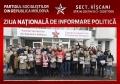 PSRM VA ORGANIZA ZILELE DE INFORMARE A CETATENILOR