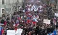 PROTESTE ÎN ESTUL UCRAINEI: PESTE 5.000 DE OAMENI MANIFESTEAZĂ LA HARKOV ŞI MARIUPOL ÎMPOTRIVA