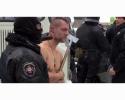 KIEVUL ŞI-A CERUT SCUZE DUPĂ APARIŢIA UNEI ÎNREGISTRĂRI VIDEO ÎN CARE UN PROTESTATAR ESTE MALTRATAT