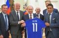 CONCLUZII TRANSANTE ALE PRESEDINTELUI FIFA