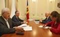 PRESEDINTELE IGOR DODON A AVUT O INTREVEDERE CU AMBASADORUL EXTRAORDINAR SI PLENIPOTENTIAR AL FEDERATIEI RUSE IN REPUBLICA MOLDOVA