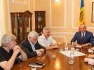 SEFUL STATULUI A PREZIDAT SEDINTA CONSILIULUI SOCIETATII CIVILE PE LINGA PRESEDINTELE R. MOLDOVA IN FORMAT RESTRINS
