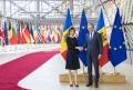 PRESEDINTELE CONSILIULUI EUROPEAN, DONALD TUSK, CONFIRMA SPRIJINUL UNIUNII EUROPENE PENTRU REPUBLICA MOLDOVA PENTRU IMPLEMENTAREA REFORMELOR