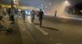Incidente intre grupuri de tineri si politisti, in timpul unei petreceri improvizate la Paris
